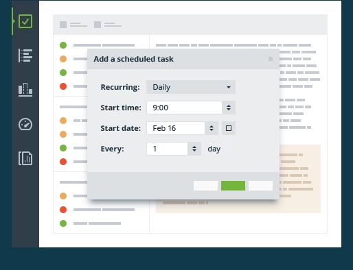 Automated SEO reports
