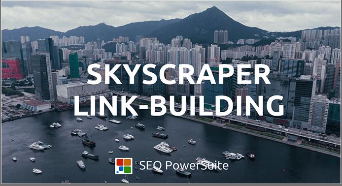SEO link building tactics