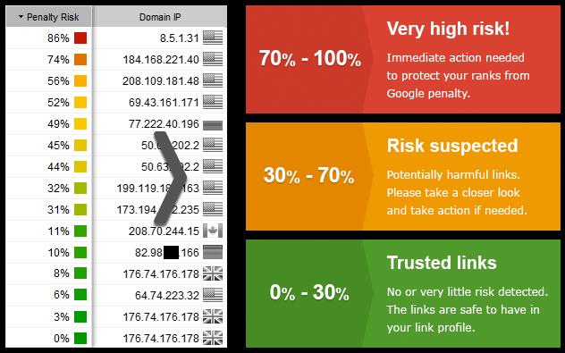 link risk audit