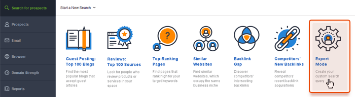 Find broken link prospects with LinkAssistant